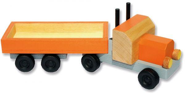Lastwagen LKW Truck Holz Bausatz Kinder Werkset Bastelset - ab 9 Jahren