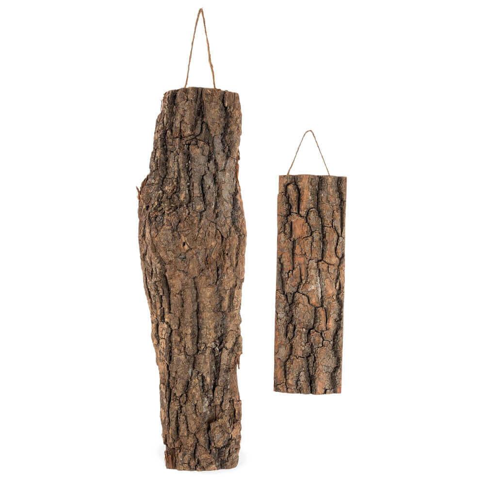 70 cm lang Eichenbrett Rinde Dekobrett Schwartenbrett mit Herz Holz Deko 1 Stk