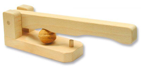 Nussknacker Schale Holz Bausatz Kinder Werkset Bastelset - ab 13 Jahren