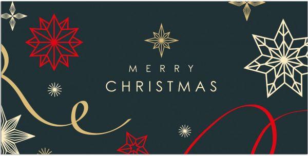 Teppichläufer Küchenläufer Teppich Weihnachten Merry Christmas waschbar 60x120 cm