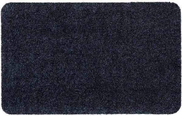 Schmutzfangmatte uni meliert Fußmatte Indoor Privat & Gewerbe 60x100 cm - Grau