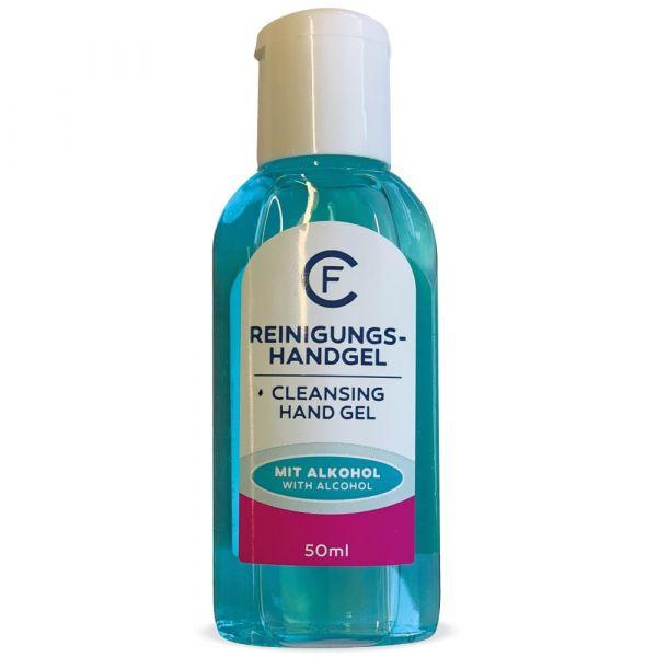 Reinigungsgel Handgel Hygienegel Handreinigung mit Limettenduft 50 ml 1 Stk