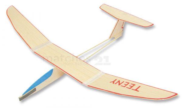 Jumbo Segelflieger Flugzeug 60 cm Bausatz Kinder Werkset Bastelset ab 11 Jahren