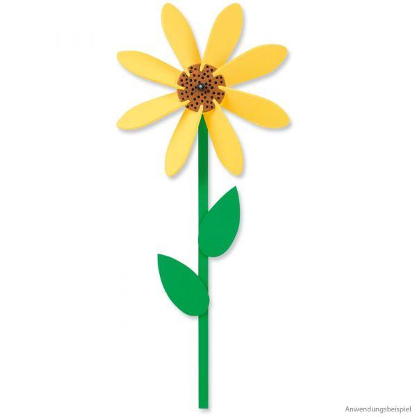 Blüte Blume Windrad Holz Bastelset Bausatz Holzbausatz für Kinder ab 7 Jahren