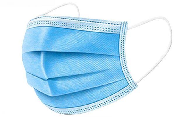 Mundschutz Schutzmasken Einweg Infektionsschutz 3-lagige Gesichtsmasken 10er Pack