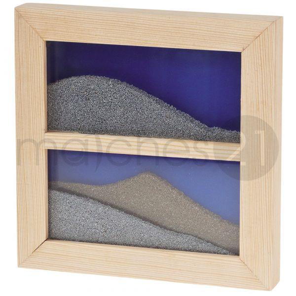 Sandbild Bausatz f. Kinder Werkset Bastelset ab 12 Jahren