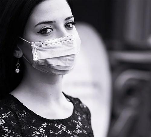Mundschutz Gesichtsschutzmasken Atemschutzmasken