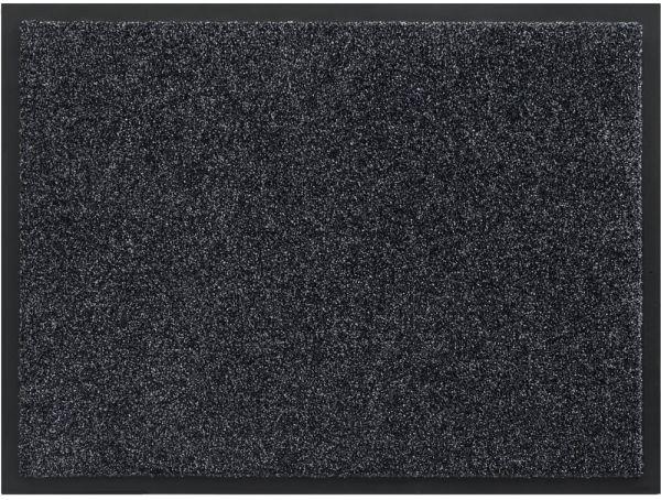 Schmutzfangmatte Indoor Trittrand B1 für Gewerbe & Privat 60x80 cm - Anthrazit