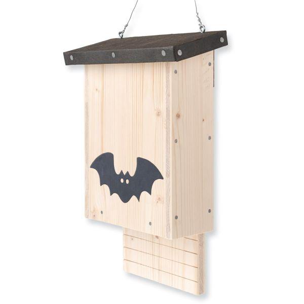 Fledermauskasten Fledermaus Nistkasten Bausatz Kinder Werkset - ab 12 Jahren