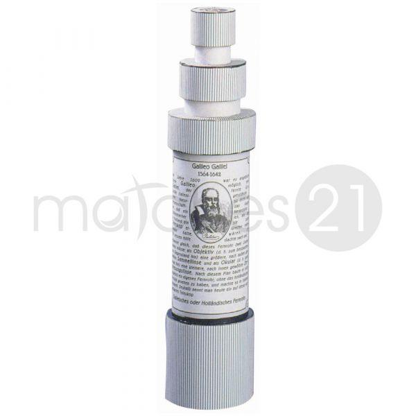 Fernrohr 19-37 cm Karton / Pappe Kinder Bausatz Werkset Bastelset ab 9 J.