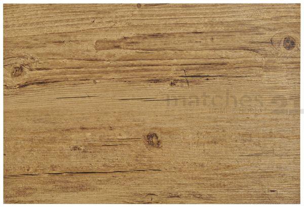 Tischset Platzset 1 Stk. Holzdesign Holzbrett 1,5mm braun Kunststoff