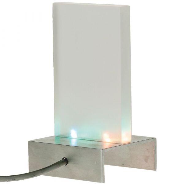 Rainbow-Disco-Light USB-Anschluss Bausatz Kinder Werkset Bastelset ab 10 Jahren
