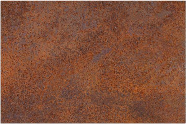 Fußmatte Fußabstreifer DECOR Rostoptik Rost rostig braun rot waschbar 40x60 cm