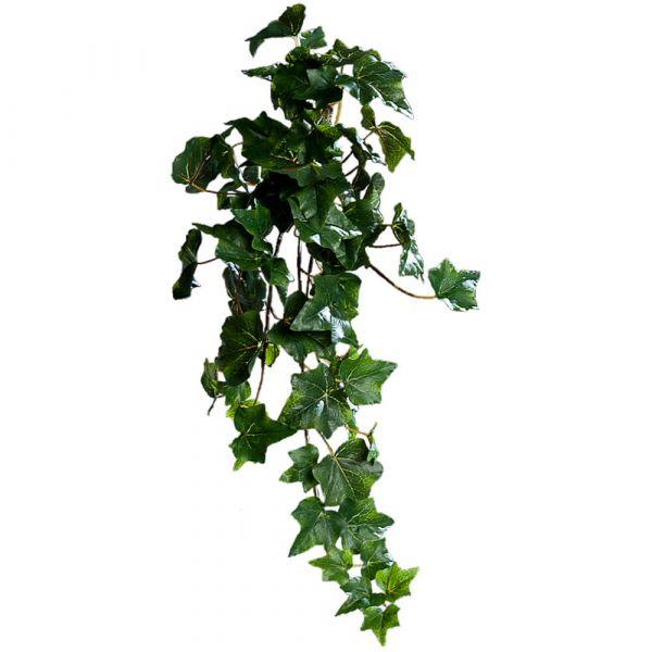 Efeu Ranken Kunstefeu Kunstblumen Kunstpflanzen zum Hängen 1 Stk 45 cm dunkelgrün