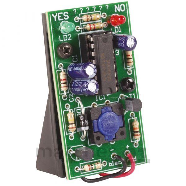 Elektronische Entscheidungshilfe Ja/Nein Elektro Bausatz Werkset ab 12 Jahren